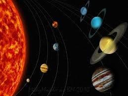 Culture culture: Le système solaire