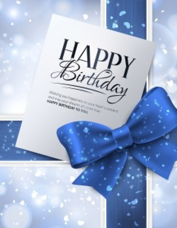 Quatre ans de joie et de peine… Bon blog anniversaire !