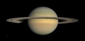 Conquête spatiale: planète Saturne Cassini