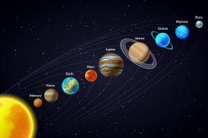 Conquête spatiale: panorama du système solaire