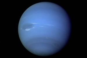 Conquête spatiale: planète neptune