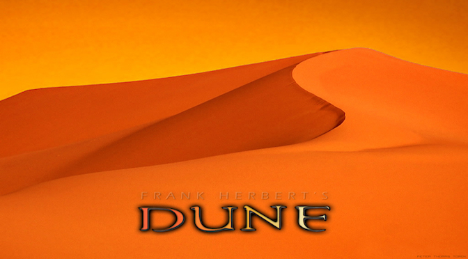 Dune de Frank Herbert: le plus grand livre de science-fiction