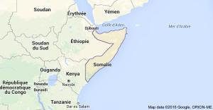 carte somalie habituelle